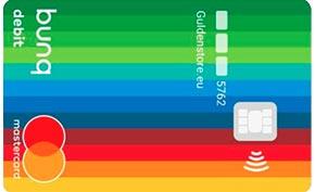 Carta prepagata bunq Travel Card