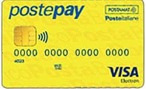 Migliori carte prepagate per minorenni for Carta di credito per minorenni
